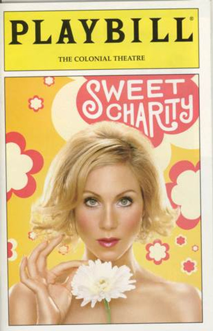 Sweet Charity is a musical with music by Cy Coleman, lyrics by Dorothy Fields and book by Neil Simon. It is based on Federico Fellini's screenplay for Nights of Cabiria.