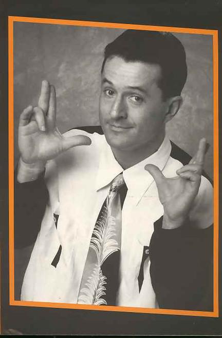 Hot Shoe Shuffle (Musical), David Atkins, Dein Perry, Kevin Coyne - Queens Theatre London 1993-1994 Season, Hot Shoe Shuffle program