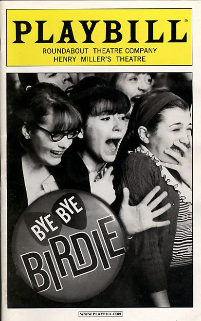 Bye Bye Birdie is a stage musical with a book by Michael Stewart, lyrics by Lee Adams, and music by Charles Strouse.  Originally titled Let's Go Steady