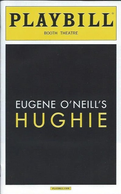 Hughie, by Eugene O'Neill, Playbill Feb 2016 Broadway, Forest Whitaker