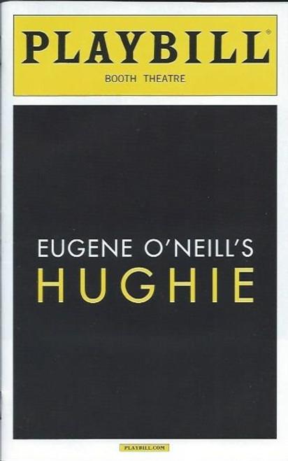 Hughie, by Eugene O'Neill, PlaybillFeb 2016 Broadway, Forest Whitaker