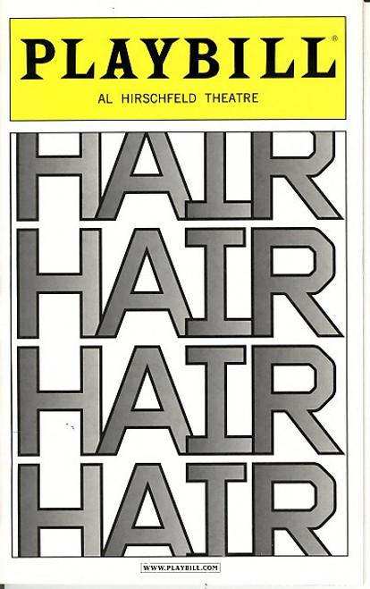 Hair (Mar 2010), Annaleigh Ashford, Jeannette Bayardelle, Diana DeGarmo, Al Hirschfeld Theatre