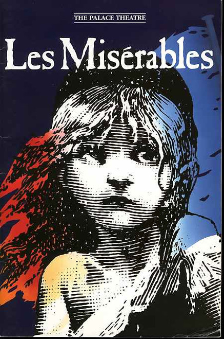 Les Miserables (Musical), John Owen-Jones, Hal Fowler, Andrew Williamson, Gunilla Blackman - Palace Theatre London Production 1999