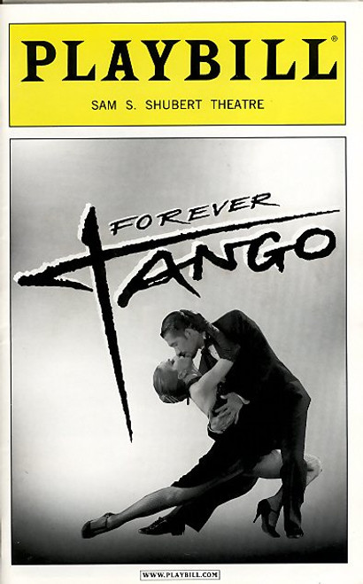 Forever Tango has an unprecedented record for a show that is, fundamentally, a one-trick pony. The show's run has lasted (on and off) from 1994,