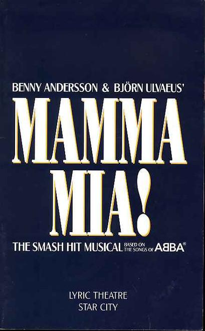 Mamma Mia (Musical), Kellie Rode, Sun Park, Katrina Talbot, Anne Wood, Rhonda Burchmore - 2002 Australian Tour Sydney
