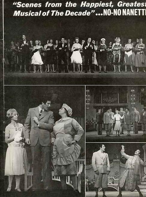 The Mating Season (Play), Sid James, Joy Stewart, Sarah Maxwell, Ann Scott-jones - 1972 Melbourne Australia Season