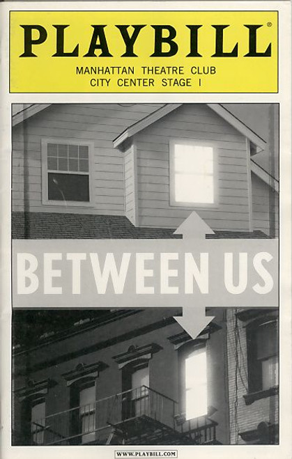 Between Us :Hortua has divided his play into two reunions, three years apart, in which each couple takes a turn at grappling with post-college, post newlywed stress syndrome