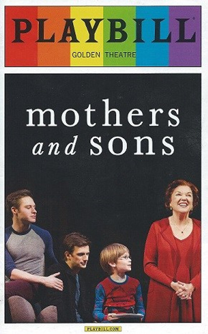 Mothers and Sons June 2014 Pride Edition, Tyne Daly, Frederick Weller, Grayson Taylor, Bobby Steggert