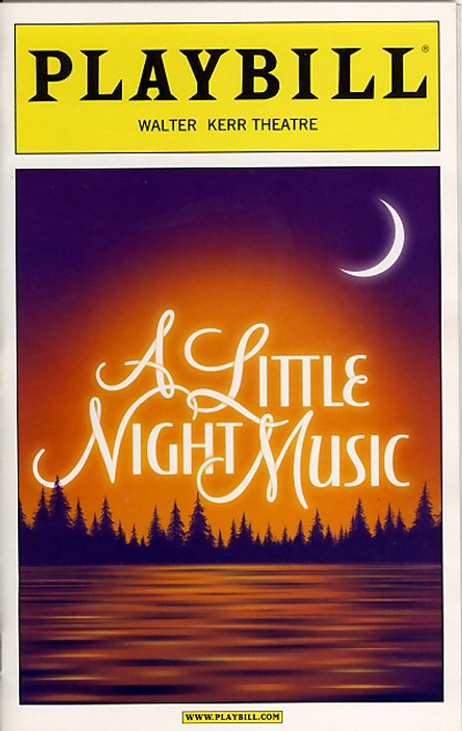 A Little Night Music  is a musical with music and lyrics by Stephen Sondheim and book by Hugh Wheeler. Inspired by the Ingmar Bergman film Smiles of a Summer Night, it involves the romantic lives of several couples