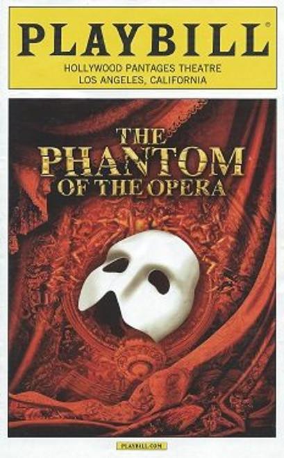 Phantom of the Opera USA Tour July 2015, Pantages Theatre Los Angeles, Katie Travis, Storm Lineberger, Edward Staudenmayer, David Benott, Jacquelynne Fontaine, Anne Kanengeiser, Frank Viveros, Morgan Cowling