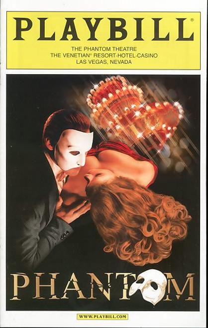 The Phantom of the Opera (Musical), Anthony Crivello, Kristi Holden, Andrew Ragone - Las Vegas Spectacula Venetian Resort 2011