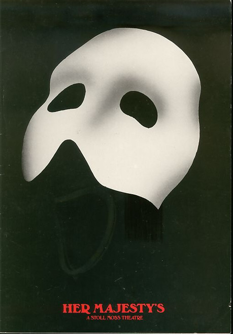 Phantom of the Opera (Musical), Glyn Kerslake, Jill Washington, Mike Sterling, Leo Andrew - 1998 London Production, London Theatre