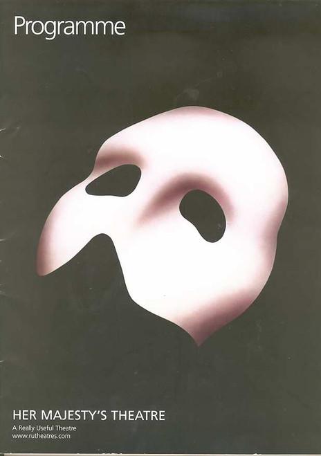 The Phantom of the Opera (Musical), John Owen-Jones, Rachel Barrell, Katie Knight-Adams, Oliver Thornton, London 2004-5, London Theatre, West End Memorabilia