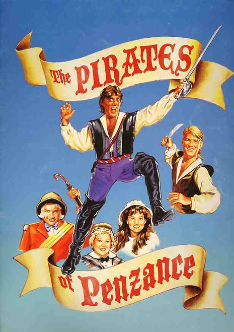 The Pirates of Penzance (Opera), Jon English, Simon Gallaher, Toni Lamond 1994 Australian Production Melbourne