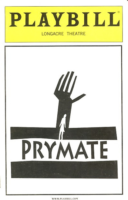 Prymate (Play), Andre De Shields, Phyllis Frelich, James Naughton, Heather Tom - 2004 Season  Broadway Production