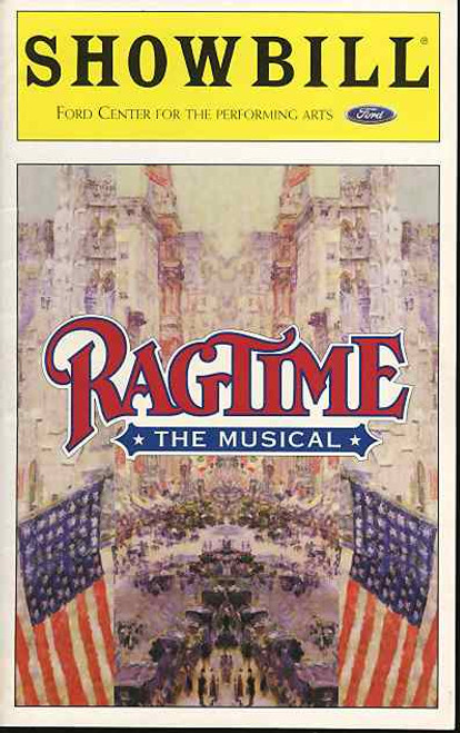 Ragtime (Musical), Audra McDonald, Alton-Fritzgerald, John Rubinstein, Donna Bullock - Ford Center for the Performing Arts 1998, Audra McDonald, Alton-Fritzgerald, John Rubinstein, Donna Bullock, LaChanze, Mark Jacoby, Scott Carollo, Jim Corti, Tommy Hollis, Janine LaManna