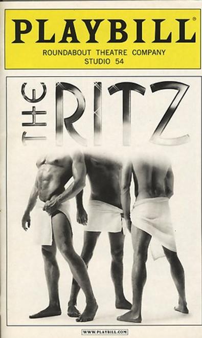 The Ritz (Play), Kevin Chamberlin, Rosie Perez, Patrick Kerr, Nick Mayo,  Studio 54,  Seth Rudetsky, Caroline Aaron, Davdi Turner, Terrence McNally