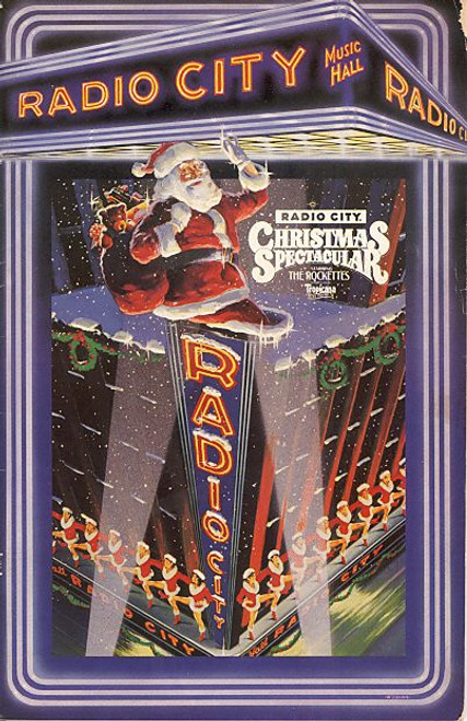 Radio City Christmas Spectacular 1991 (Musical), Charles Edward Hall, Marty Simpson, David Elder, Scott Spahr, Radio City Music Hall