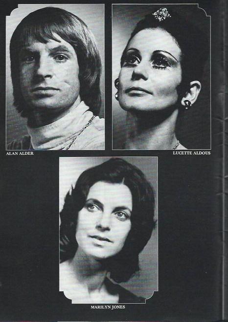 Romeo and Juliet (Prokofiev) 1974 The Australian Ballet at the Sydney Opera House, Francis Croese, Mary Duchesne, Sir Robert Helpman, Marilyn Rowe, Kelvin Coe