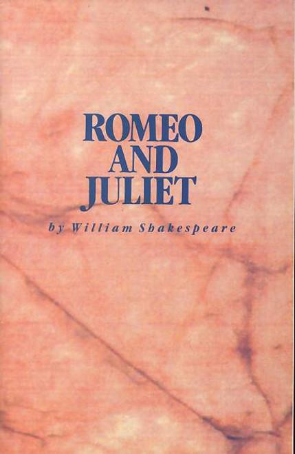 Romeo and Juliet (Play), Luciano Martucci, Rebecca Frith, David Bonney - 1989 Australian Production Directed by Richard Wherrett