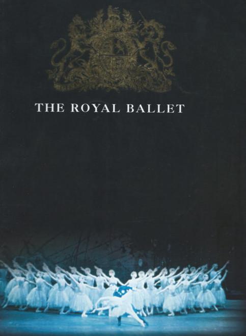 The Royal Ballet (Ballet) Australian 2002 Tour Director Ross Stretton Souvenir Brochure 2002 Leanne Benjamin, Darcey Bussell, Alina Cojocaru