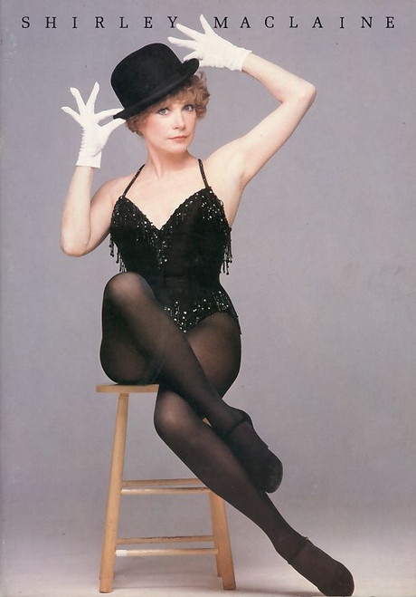 Shirley Maclaine on Broadway, Shirley Maclaine, Shirley Maclaine Memorabilia, Broadway Memorabilia, Broadway Playbills