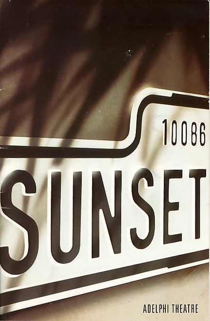 Sunset Boulevard (Musical), Betty Buckley, John Barrowman, Michael Bauer, Anita Louise Combe - 1994 London Production, Sunset Boulevard Memorabilia