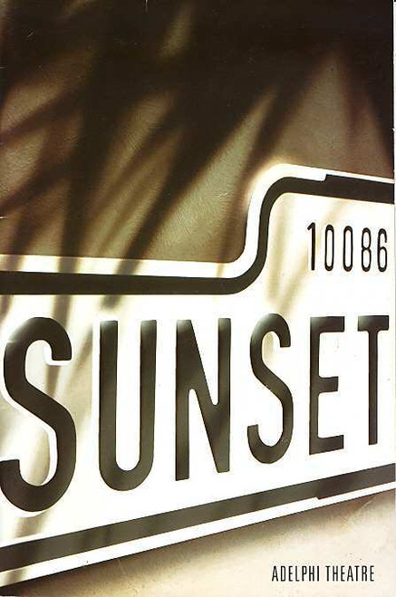 Sunset Boulevard (Musical), Elaine Paige, Alexander Hanson, Michael Bauer, Catherine Porter, 1994- Adelphi Theatre London