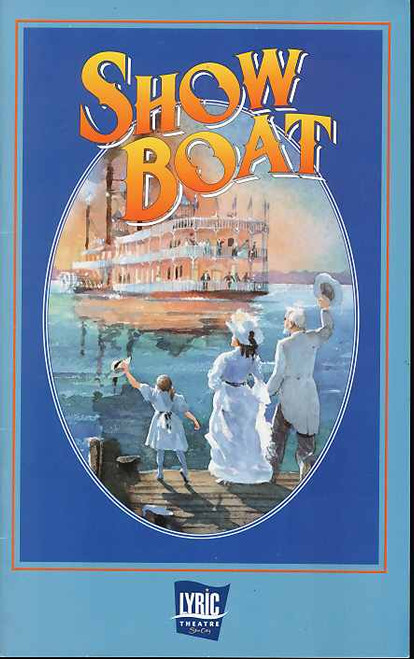 Showboat, 1998 Australian Production, Lyric Theatre Star City Sydney, Starring: Barry Otto, Nancye Hayes, Marina Prior, Peter Cousens, Estelle Mays-Cotton, Jacqui Rae, Simon Hyland, Anita Berry, Tim Rogers, Dan Tullis .jr