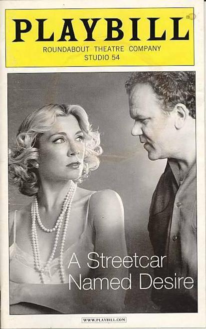A Streetcar Named Desire (Play), Natasha Richardson, John C Reilly, Amy Ryan, Chris Bauer, 2005 - Studio 54