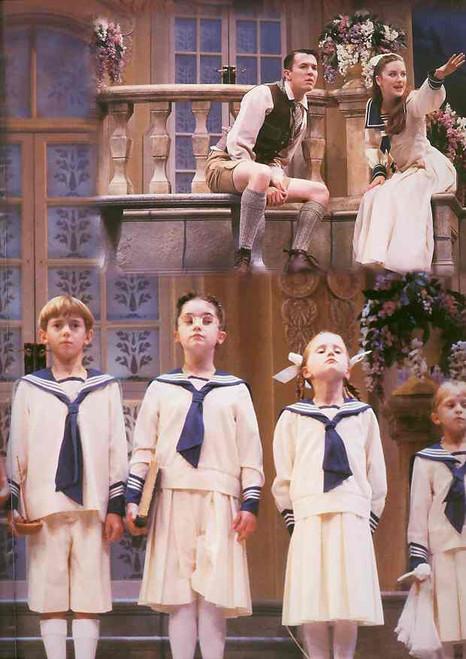The Sound of Music (Musical), Lisa McCune, John Waters, Eilene Hannan, June Salter - 1999-2000 Australian Tour Sydney