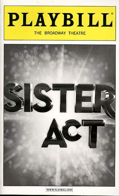 Sister Act  (Musical), Patina Miller, Carolee Carmello, Alena Watters, Kingsley Leggs - Feb 2012 Broadway Production