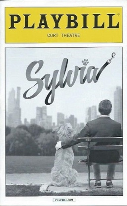 Sylvia by A. R. Gurney Dec 2015, Matthew Broderick, Julie White, Annaleigh Ashford, Robert Sella