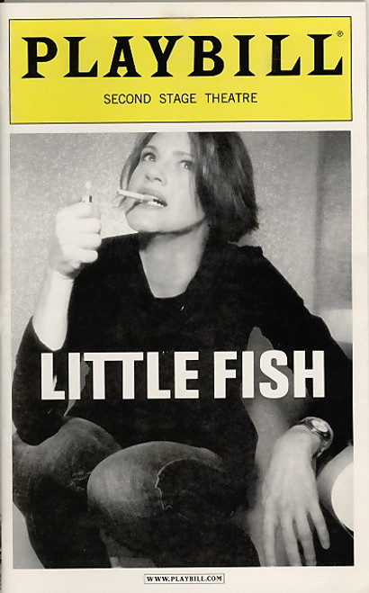 "Little Fish is a musical with music, lyrics and book by Michael John LaChiusa. The musical is suggested by two short stories by Deborah Eisenberg, ""Days "" and ""Flotsam ""."