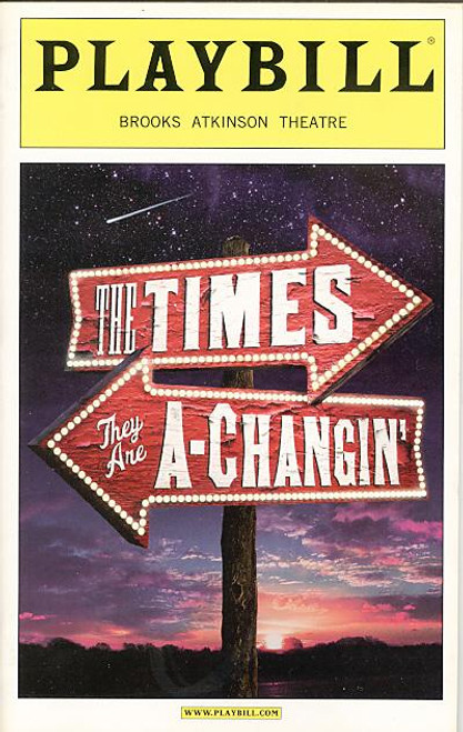 The Times They are a Changin (Musical Dance), conceived, directed and choreographed by Twyla Tharp, Brooks Atkinson Theatre, John Selya, Michael Arden, Neil Haskell, Thom Sesma, and Lisa Brescia