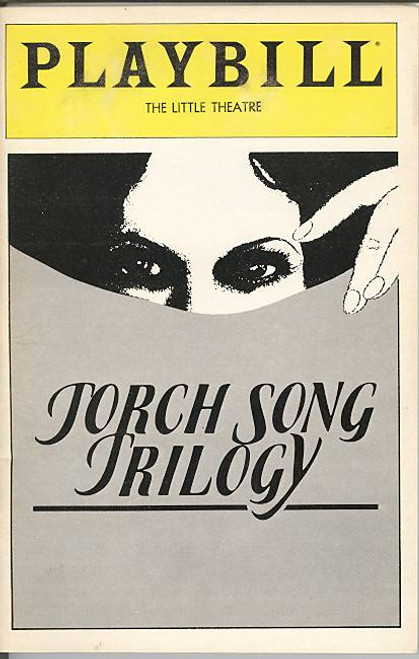 Torch Song Trilogy (Play), Harvey Fierstein, Susan Edwards, Philip Coccioletti, Diane Tarlrton, The Little Theatre (Feb 1983), Harvey Fierstein, Susan Edwards, Philip Coccioletti, Diane Tarlrton, Paul Joynt, Fisher Stevens, Estelle Getty