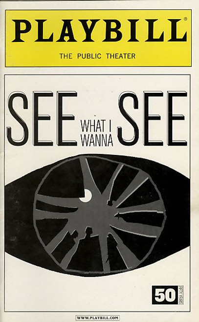 "See What I Wanna See is a musical by Michael John LaChiusa based on three short stories by Ryūnosuke Akutagawa: ""Kesa and Morito"", ""In a Grove"""