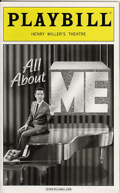 """All About Me"", based on the concept that the pair were rivals who were forced to work together for the show's sake."