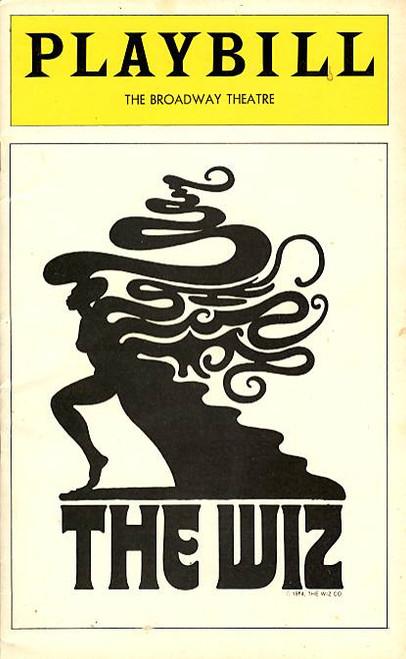 The Wiz (Musical), Stephanie Mills, Tiger Haynes, L. Michael Gray, Gregg Burge, Broadway Theatre