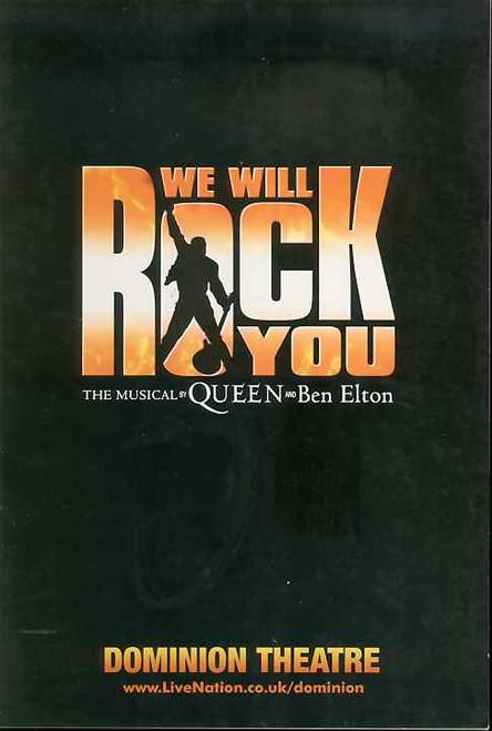 We Will Rock You (Musical), Jeff Shankley, Alex Bourne, Peter Johansson, Jenna Lee James - 2005 London Production