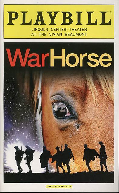 War Horse (Play), Stephen James Anthony, Zach Appelman, Alyssa Bresnahan, Richard Crawford - March 2011 Broadway