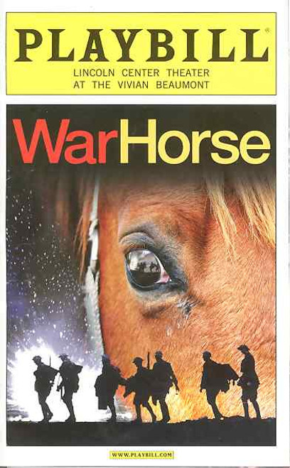 War Horse (Play), Stephen James Anthony, Zach Appelman, Alyssa Bresnahan, Richard Crawford - Oct 2011 Broadway Production