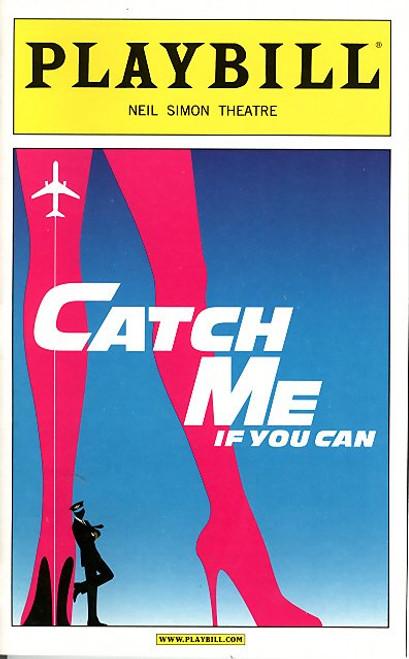 Catch Me If You Can (Mar 2011) Aaron Tveit - Neil Simon Theatre, Aaron Tveit, Norbert Leo Butz, Rachel de Benedet, Linda Hart, Nick Wyman - Neil Simon Theatre