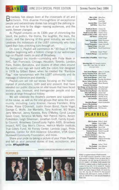 Casa Valentina June 2014 Pride Edition, Reed Birney, John Cullum, Gabriel Ebert, Reed Birney, John Cullum, Gabriel Ebert, Lisa Emery, Tom McGowan, Patrick Page, Larry Pine, nick Westrate, Mare Winningham