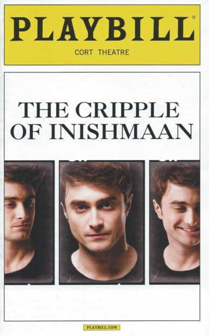 The Cripple of Inishmaan April 20, 2014 Opening Night, Daniel Radcliffe, Ingrid Craigie, Padraic Delaney, Sarah Greene