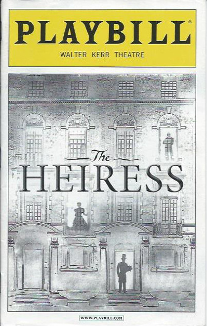 The Heiress (Play-Revival), Jessica Chastain, David Strathairn, Dan Stevens by  Ruth and Augustus Goetz, Virginia Kull, Judith Ivey, Caitlin OConnell, Kieran Campion, Molly Camp, Dee Nelson, Ben Livingston