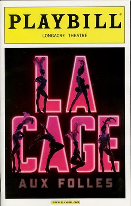La Cage aux Folles  is a musical with a book by Harvey Fierstein and lyrics and music by Jerry Herman. Based on the 1973 French play of the same name by Jean Poiret