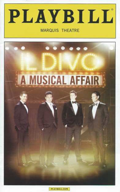 IL Divo is an English multinational operatic pop vocal group created by music manager, executive, and reality TV star Simon Cowell. Formed in the United Kingdom, they are also signed to Cowell's record label, Syco Music. Il Divo is a group of four male singers: Carlos Marin - Sebastien Izambard - Urs Buhler - David Miller
