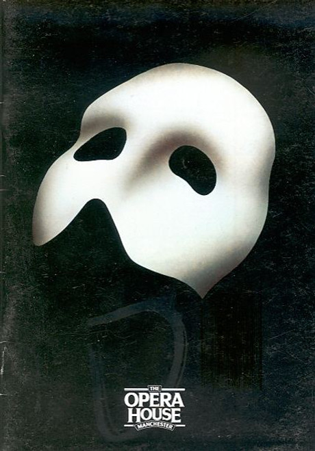 Phantom of the Opera (Oct 1993), Dave Willetts, Lisa Hull - Opera House Manchester UK, Mike Sterling, Alan Rice, Simon GReen, Valda Aviks, Veronica Page, Geoffrey Pogson, Joshua Cohen, Bryan Kesselman