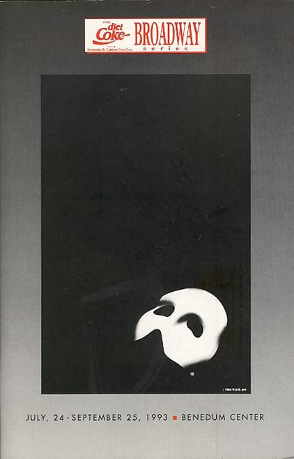 Phantom of the Opera (Musical), Franc D'Ambrosio, Tracy Shayne, Pittsburgh Benedum Center